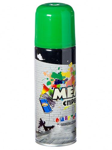 SnowHouse Спрей Цветной мел Green 250ml 9718