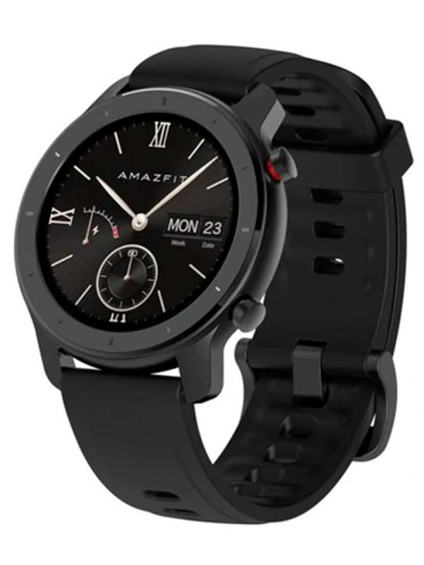Умные часы Xiaomi Amazfit GTR 42mm A1910 Starry Black Выгодный набор + серт. 200Р!!!