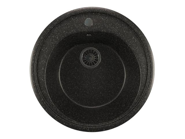 Кухонная мойка Mixline ML-GM11 Black 525070