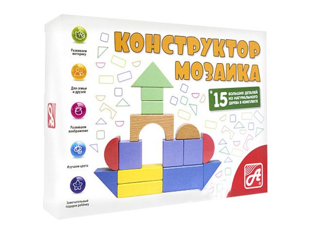Конструктор Анданте 15 дет. RDI-D080a