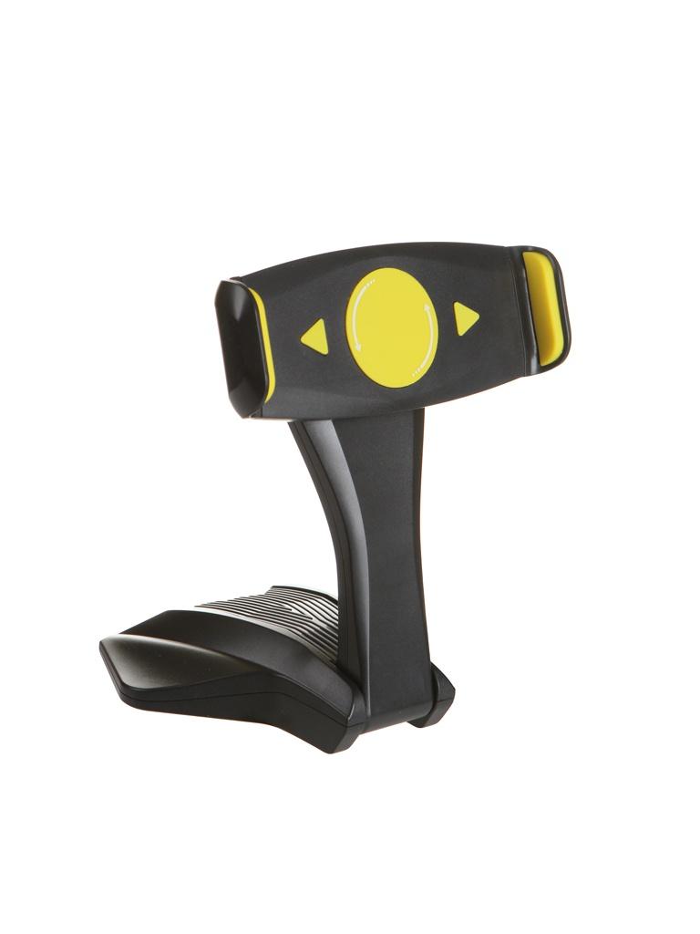 Держатель Remax RM-C16 Black-Yellow