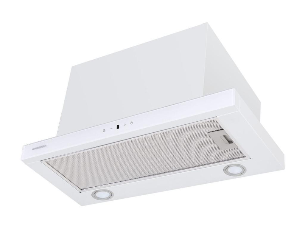 Кухонная вытяжка MAUNFELD TS Touch 50 белый