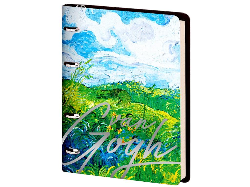 Тетрадь Greenwich Line Vision Van Gogh Fields А5 80 листов Nr4A5_26024