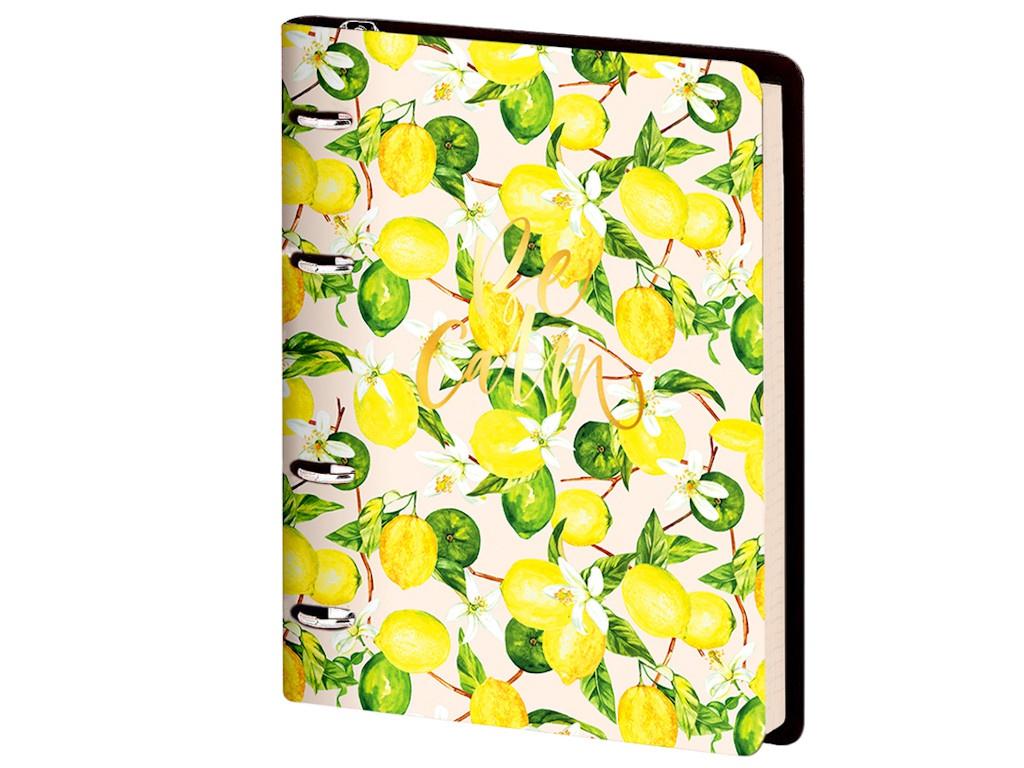 Тетрадь Greenwich Line Vision Lemon А5 80 листов Nr4A5_26038