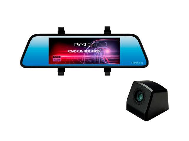 Видеорегистратор Prestigio RoadRunner 410DL PCDVRR410DL