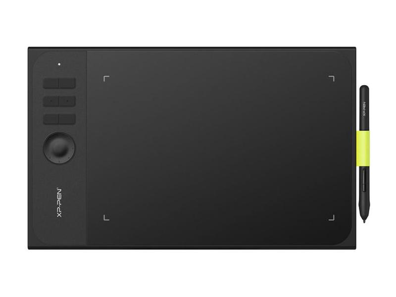 Графический планшет XP-PEN Star 06C Green Выгодный набор + серт. 200Р!!!