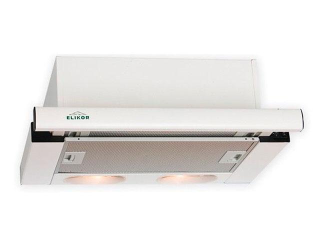 Кухонная вытяжка ELIKOR Интегра 50 белый / белый
