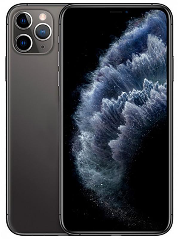 Сотовый телефон APPLE iPhone 11 Pro - 64Gb Space Grey MWC22RU/A Выгодный набор + серт. 200Р!!! сотовый