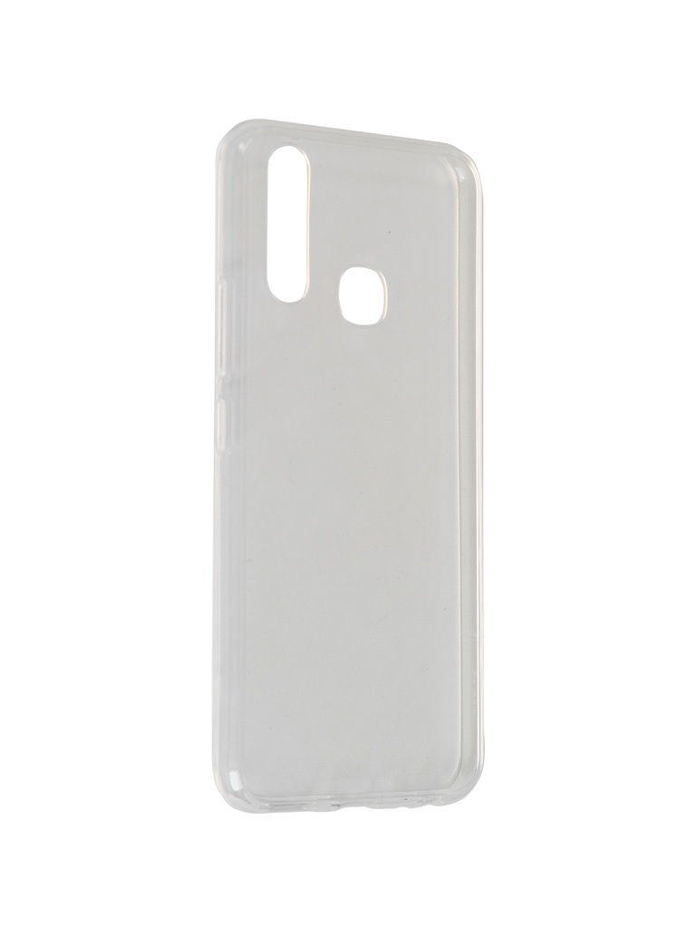 Чехол Zibelino для Vivo Y17/Y3/Y12/Y15 2019 Ultra Thin Case Transparent ZUTC-VIV-Y17-WHT цена и фото