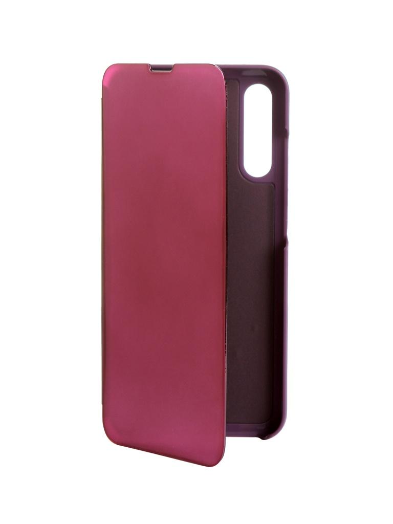 Чехол Zibelino для Xiaomi Mi A3 /CC9e 2019 Clear View Purple ZCV-XIA-A3-PUR