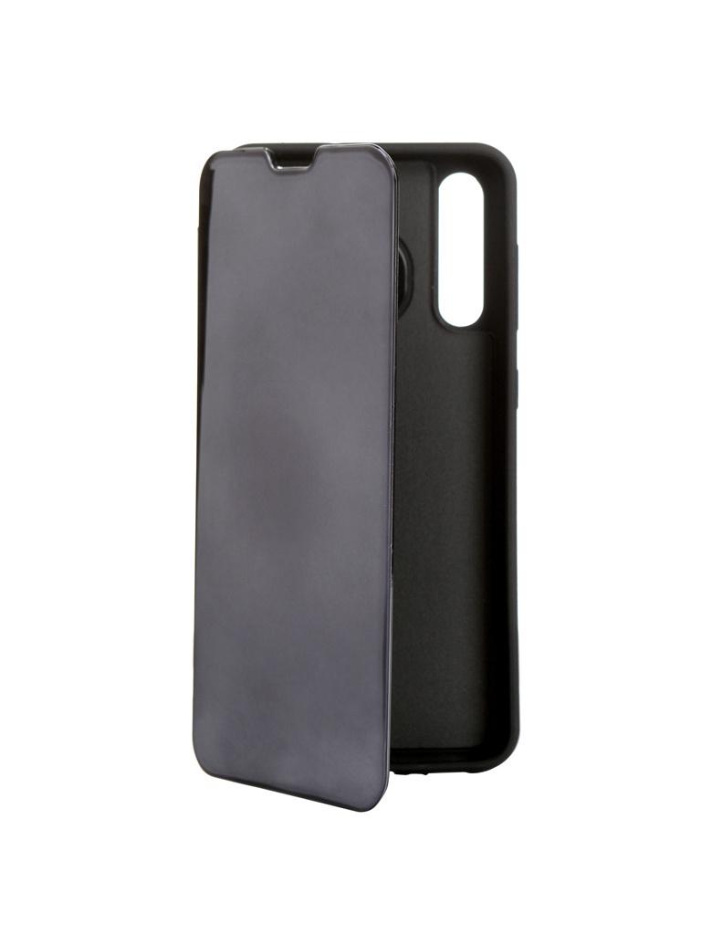 Чехол Zibelino для Samsung Galaxy A50/A50S/A30S (A505/A507/A307) 2019 Clear View Black ZCV-SAM-A505-BLK