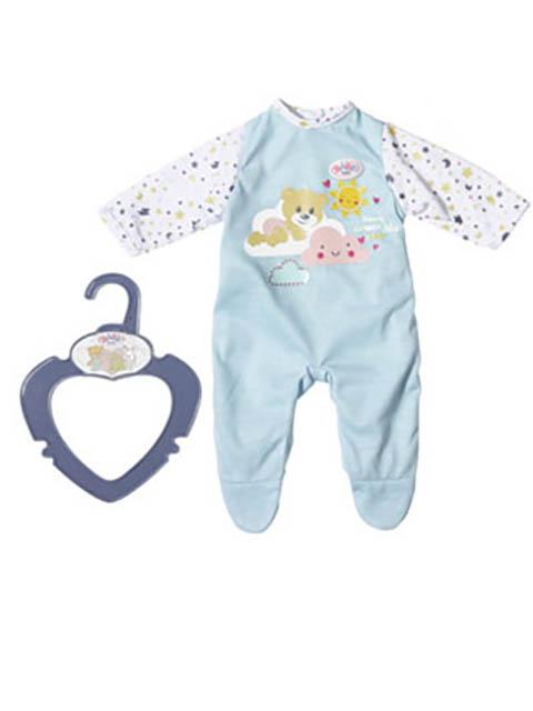 Одежда для куклы Zapf Creation Baby Born Ночные комбинезончики 826-812 фото