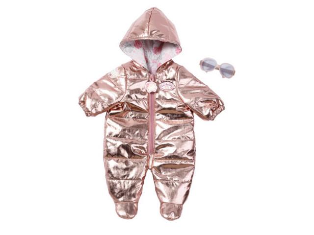 Одежда для куклы Zapf Creation Зимний пуховик Делюкс 701-959