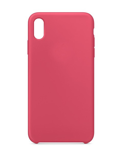 Чехол APPLE iPhone XS Max Silicone Case Hibiscus MUJP2ZM/A