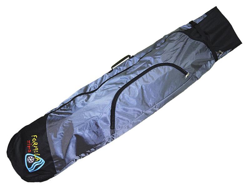 Чехол для сноуборда Standart Vector 150-180 Black-Grey 52001