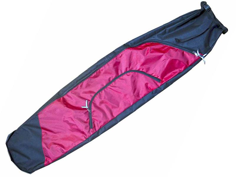 Чехол для сноуборда Standart Vector 150-180 Black-Red 52001