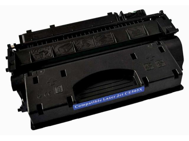 Картридж MAK №80X/№05X 0020370 Black для HP LJ M401a/M401dn/M425dn/P2030/P2035 Canon i-Sensys253x/6300/6300dn/5940dn