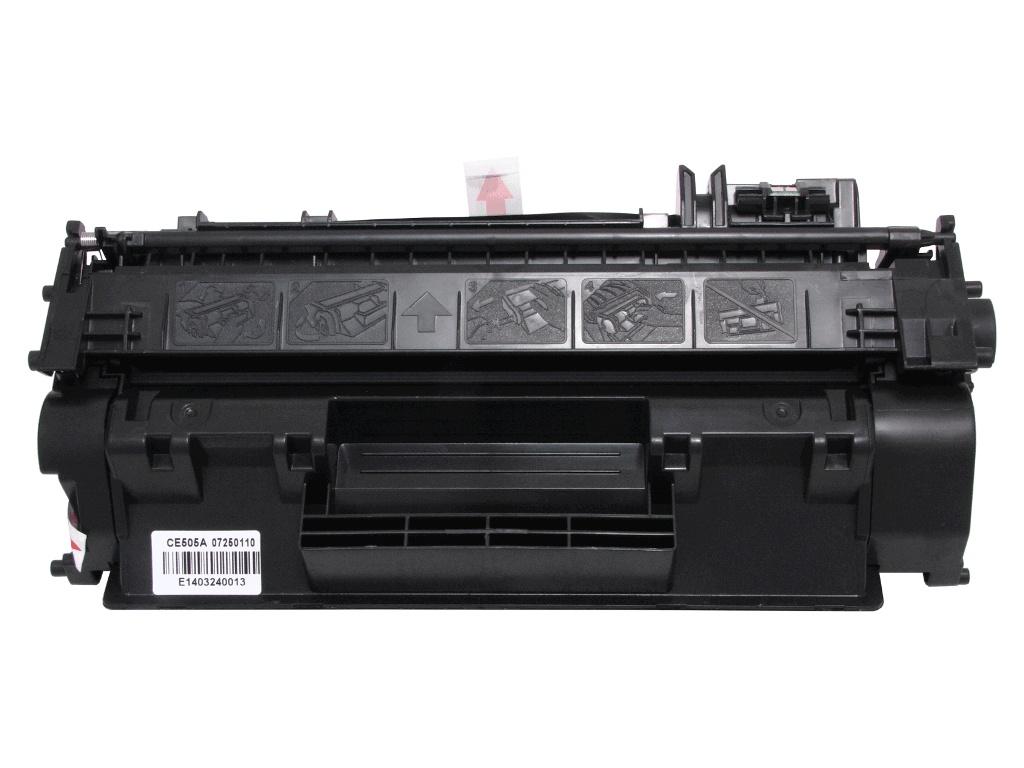 Картридж MAK №80A/№05A 0021117 Black для HP LJ M401ax/M401dnx/P2030x/P2055x Canon i-Sensys 252dw/6300/6650/416dw