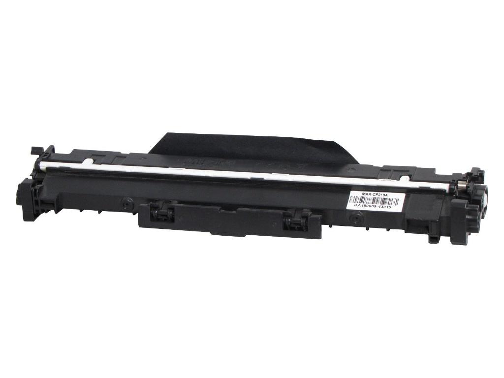 Картридж MAK №19A CF219A 0020701 Black для HP LJ M102w/M104a Pro/M130fwM104a Pro/Canon i-Sensys 113w/112 с чипом