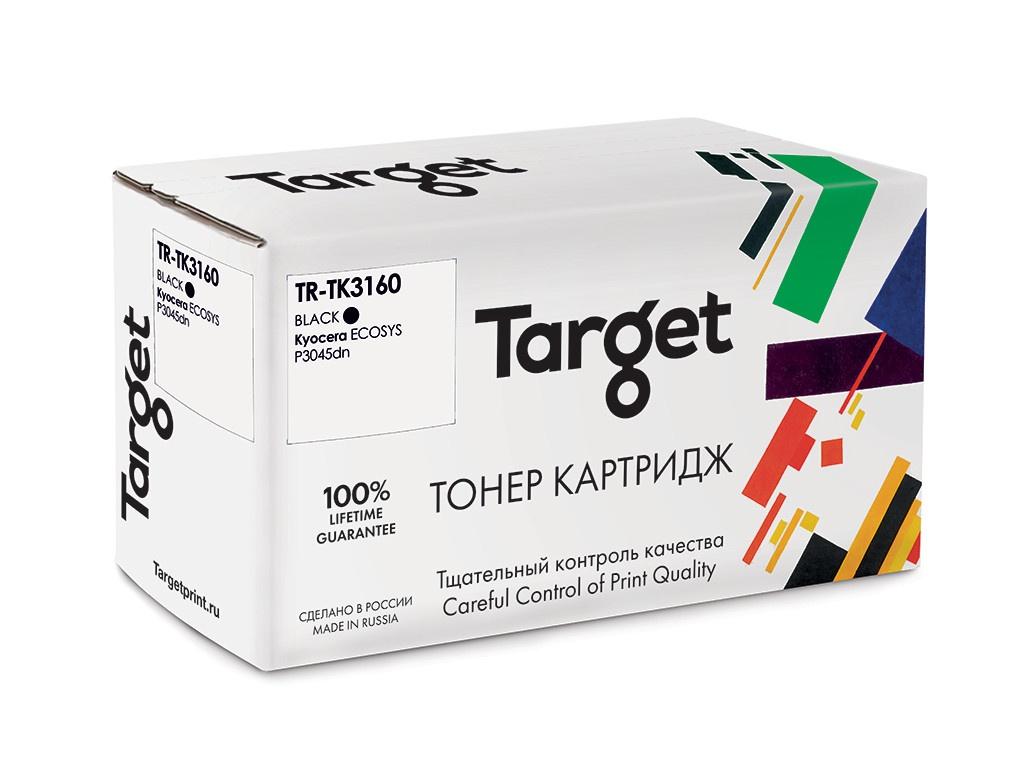 Картридж Target TR-TK3160 для Kyocera ECOSYS P3045dn