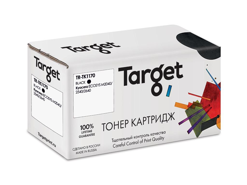 Картридж Target TR-TK1170 для Kyocera ECOSYS M2040/2540/2640 new original kyocera 302s094100 unit low voltage 230v for m2135 m2635 m2735 m2040 m2540 m2640