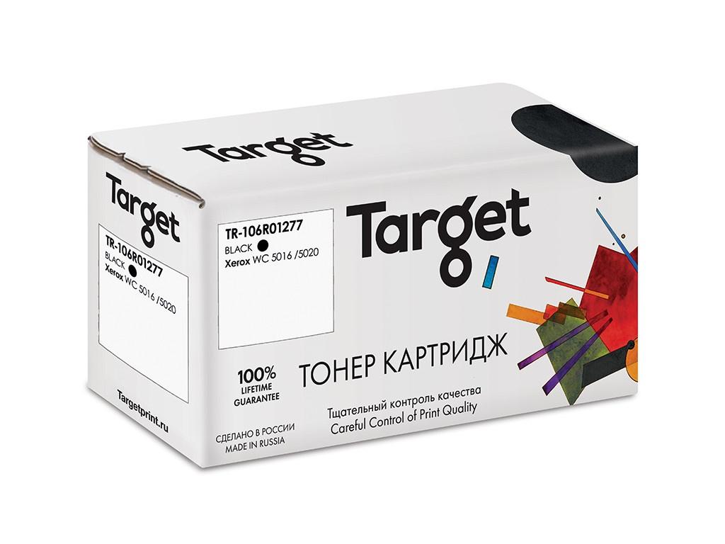Картридж Target TR-106R01277duo для Xerox WC 5016/5020