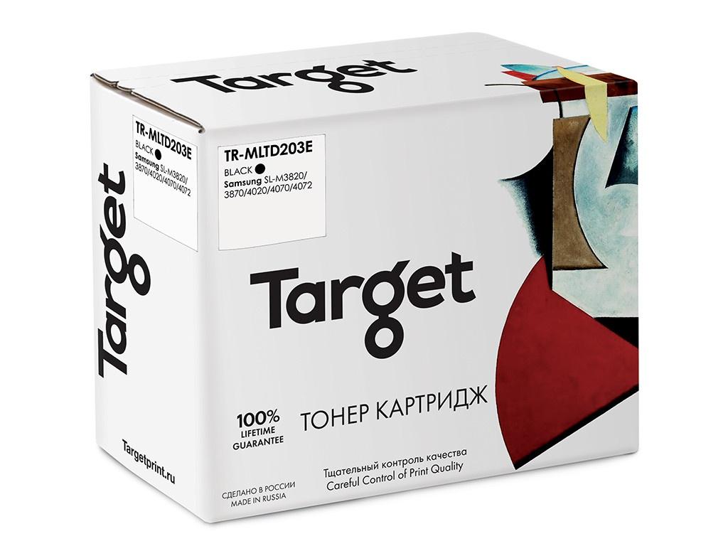 Картридж Target TR-MLTD203E для Samsung SL-M3820/3870/4020/4070/4072