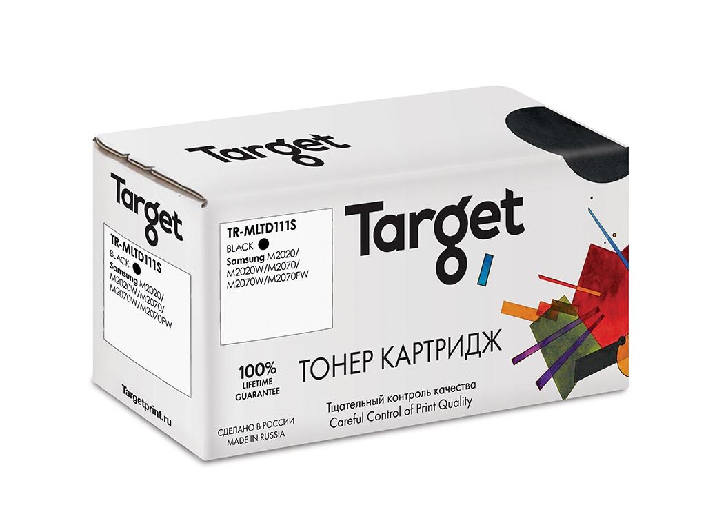 Картридж Target TR-MLTD111S для Samsung Xpress M2020/M2020W/M2070/M2070W/M2070FW цена