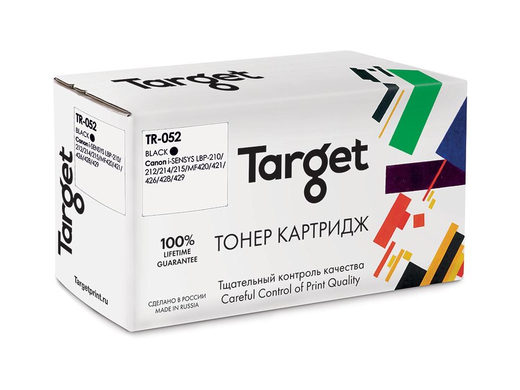 Картридж Target TR-052 для Canon i-Sensys LBP-210/212/214/215/MF420/421/426/428/429
