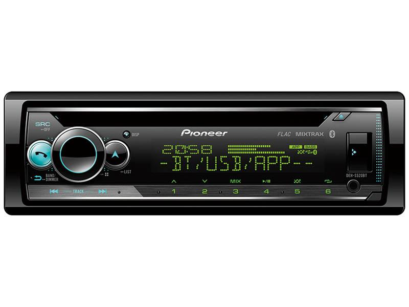 цена на Автомагнитола Pioneer DEH-S520BT