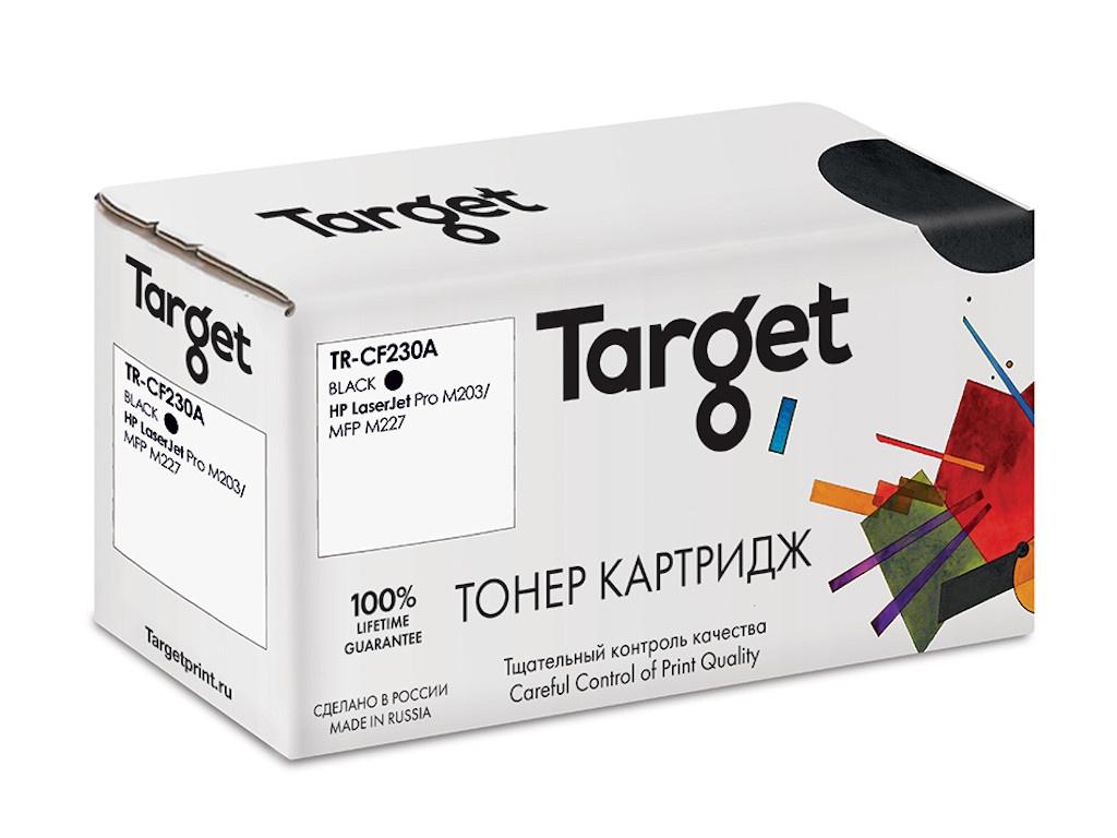 Картридж Target TR-CF230A для HP LJ Pro M203/MFP M227