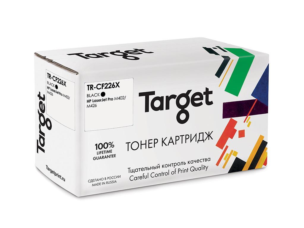 цена на Картридж Target TR-CF226X для HP LJ Pro M402/M426