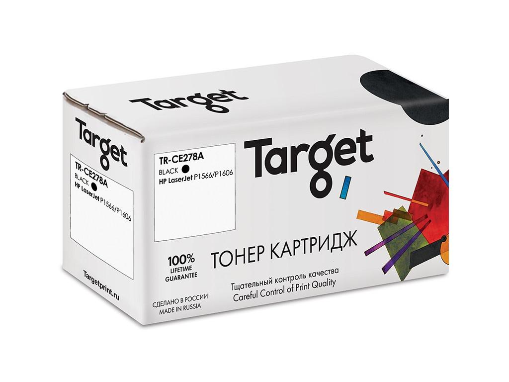 Картридж Target TR-CE278A для HP LJ P1566/P1606