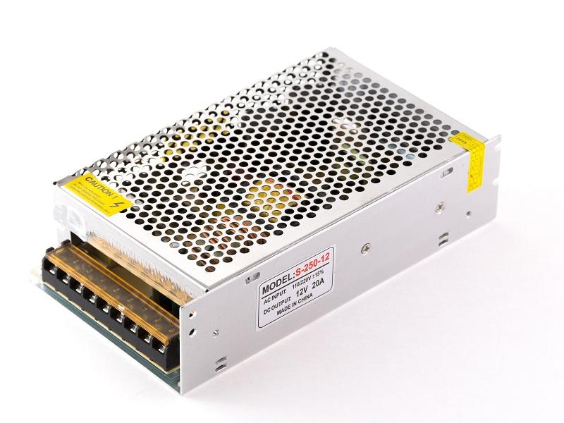 Блок питания URM S-250W-21A-IP-22-12V C10245