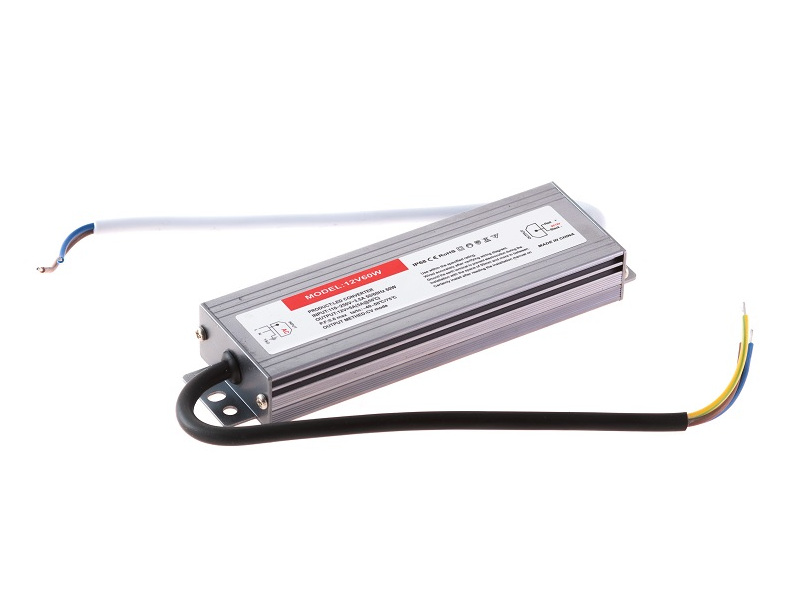 Блок питания URM SLS-60W-5A-IP67-12V C10046