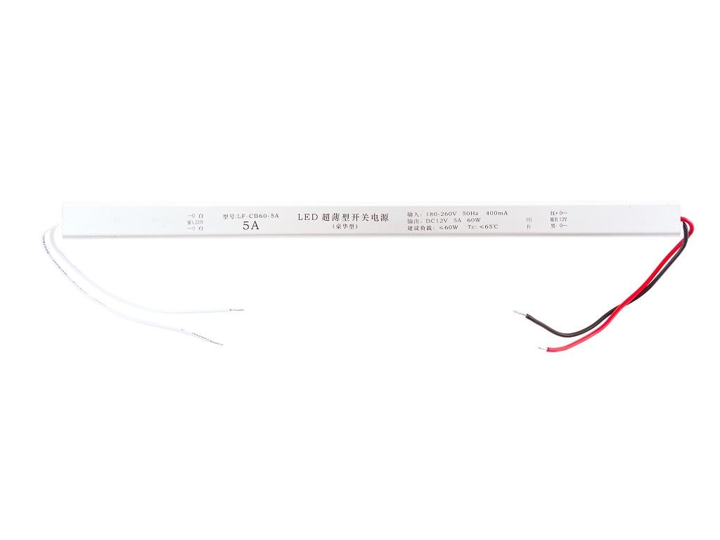 Блок питания URM SLF-60W-5A-IP22-12V C10022