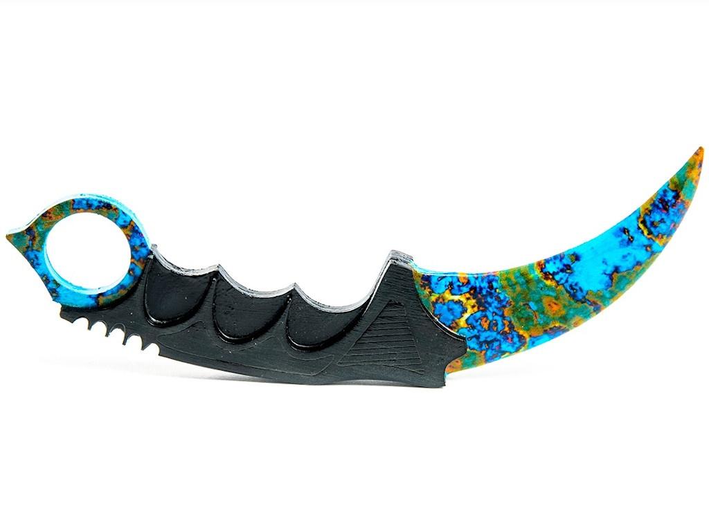 Нож керамбит Maskbro Поверхностная закалка 13-126