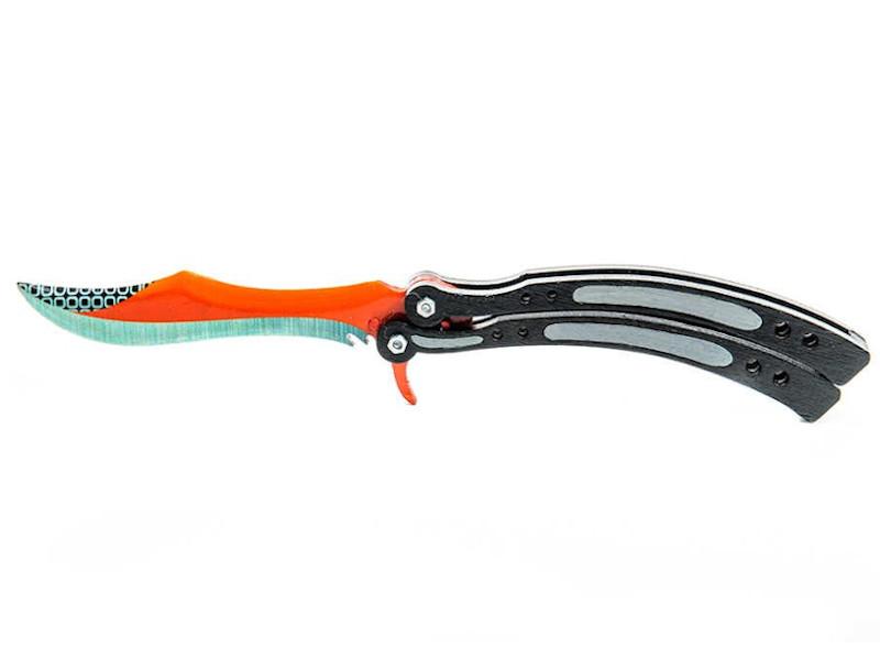 Нож-бабочка Maskbro Автотроника 14-107