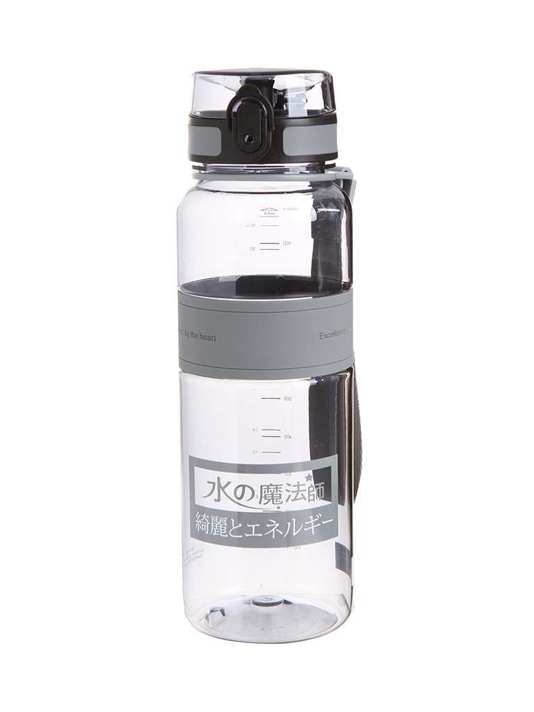 Бутылка Uzspace 5031 1L Grey