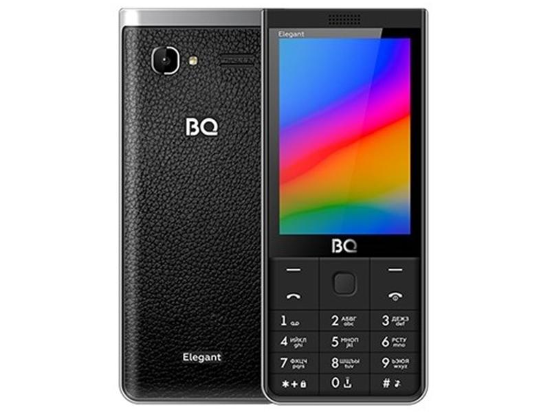 Сотовый телефон BQ 3595 Elegant Black