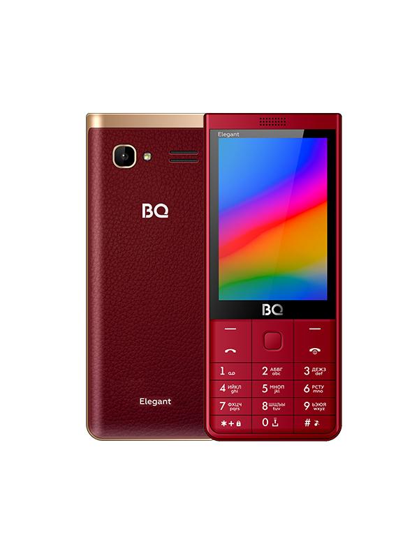 Сотовый телефон BQ 3595 Elegant Red