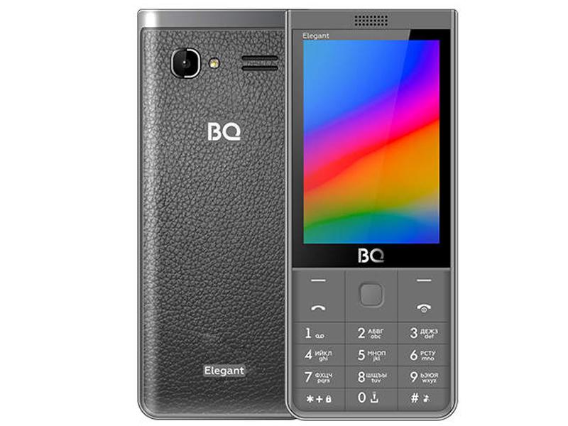 Сотовый телефон BQ 3595 Elegant Grey
