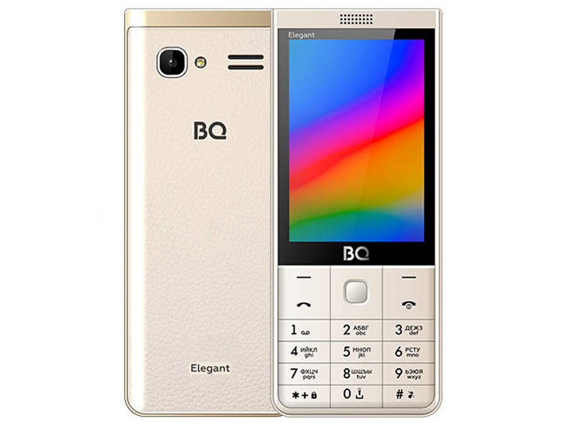 Сотовый телефон BQ 3595 Elegant Gold
