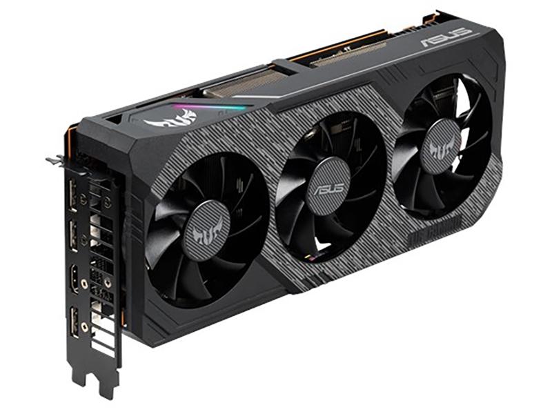Видеокарта ASUS Radeon RX 5700XT TUF Gaming 1565Mhz PCI-E 4.0 8192Mb 14000Mhz 256 bit 3xDP HDMI HDCP 3-RX5700XT-O8G-GAMING