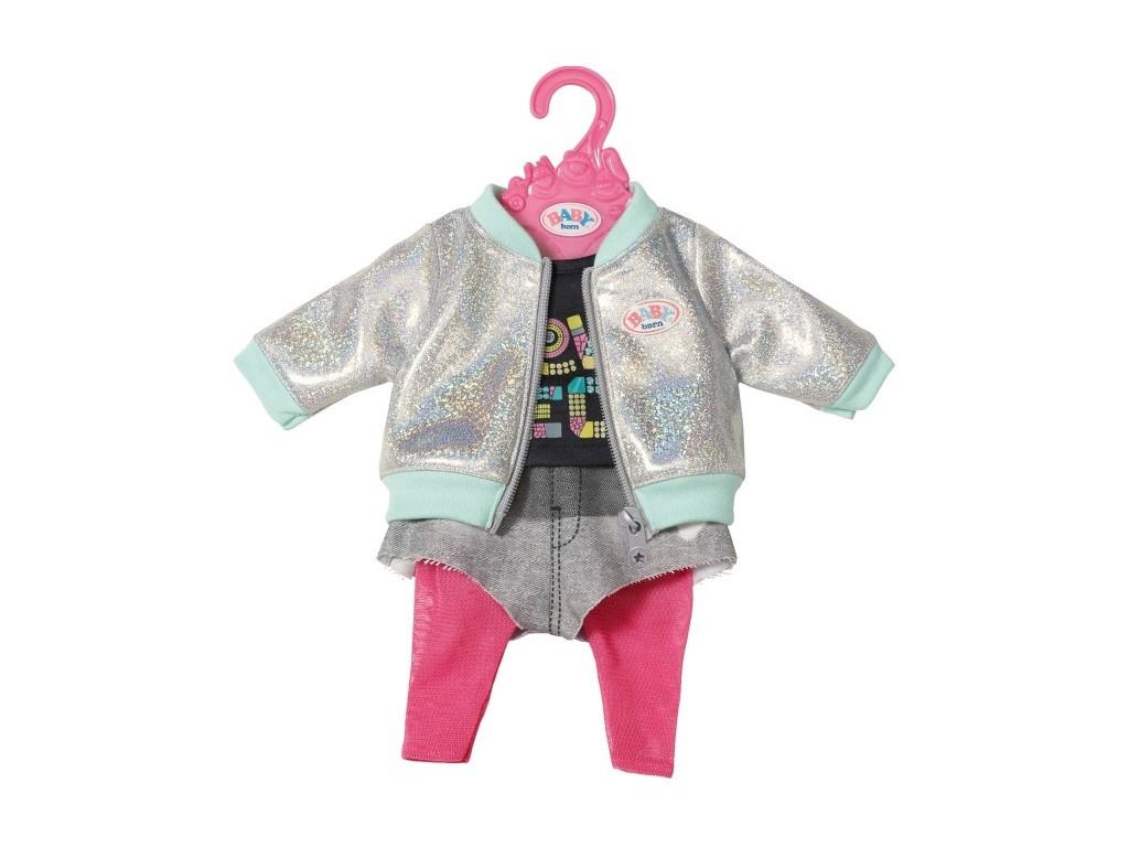 Одежда для куклы Zapf Creation Baby Born для вечеринки 827-154 zapf creation baby born одежда для велопрогулки 823 705