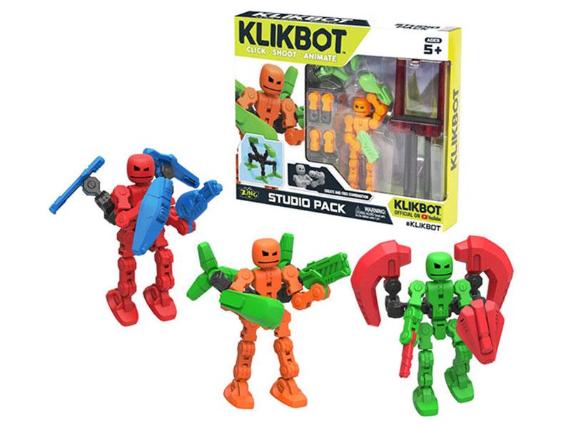 Игрушка Zing Студия Klikbot TST2600