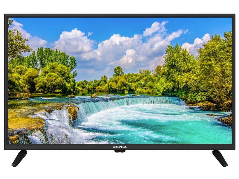 Телевизор SUPRA STV-LC40LT0110F 40 жк телевизор supra 22 stv lc22t550fl черный stv lc22t550fl