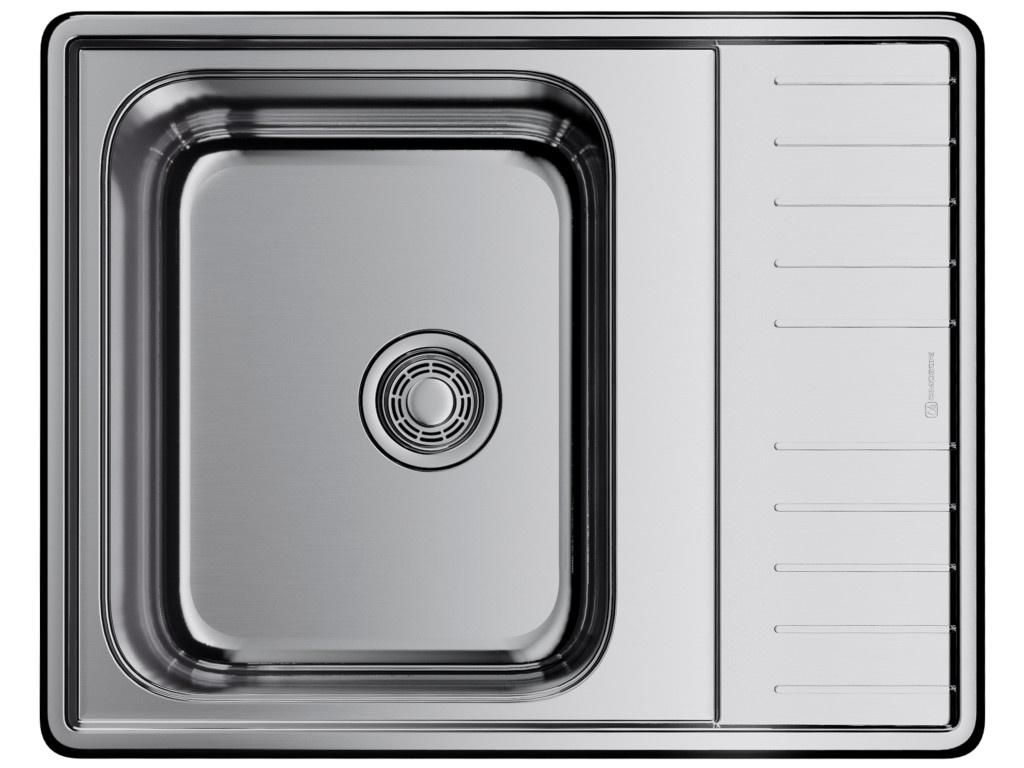 Кухонная мойка OMOIKIRI Sagami 63 IN-L 63х50см нержавеющая сталь