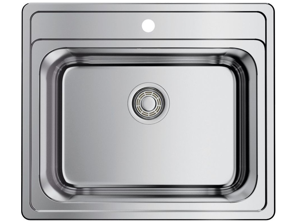 Кухонная мойка Omoikiri Ashi 56-IN Stainless Steel 4993449
