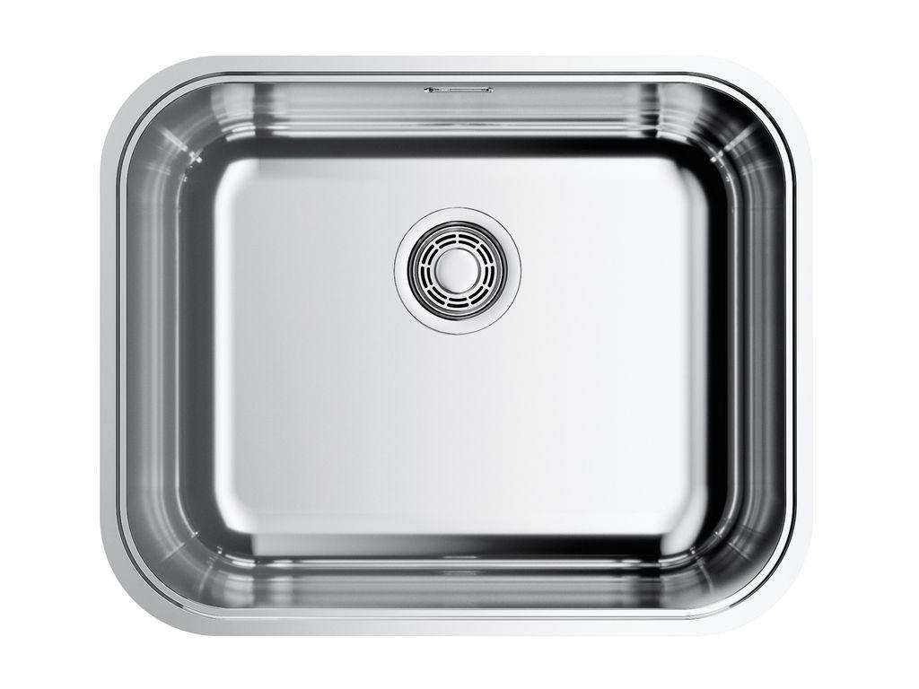 Кухонная мойка OMOIKIRI Omi 54-U/IF-IN 54.5х44.5см нержавеющая сталь